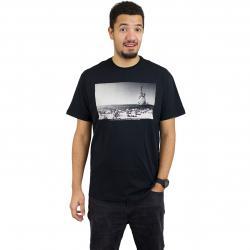 Iriedaily T-Shirt LiberTee schwarz