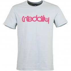 Iriedaily T-Shirt No Matter 4 silbergrau