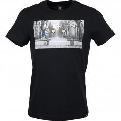 Iriedaily T-Shirt Rex Baenke schwarz