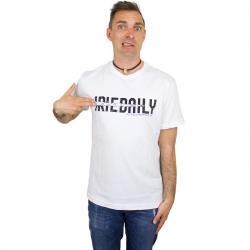 Iriedaily T-Shirt Shot 2 Pieces weiß