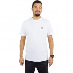 Iriedaily T-Shirt Stop Creating weiß