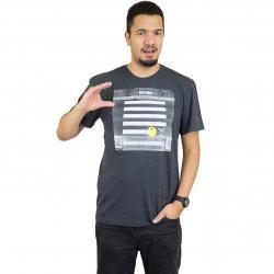 Iriedaily T-Shirt Street Pac anthrazit