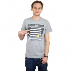 Iriedaily T-Shirt Street Pac grau