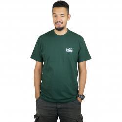 Iriedaily T-Shirt Tagg grün