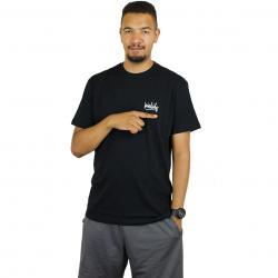 Iriedaily T-Shirt Tagg schwarz