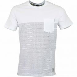 Iriedaily T-Shirt Tahiti weiß