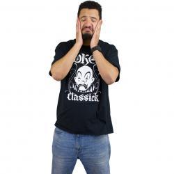 Joker Brand T-Shirt Classick Clown schwarz