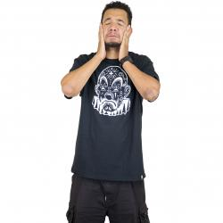 Joker Brand T-Shirt Mexico Clown schwarz