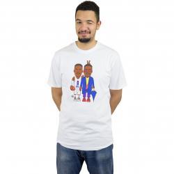 K1X T-Shirt LT Double Trouble weiß