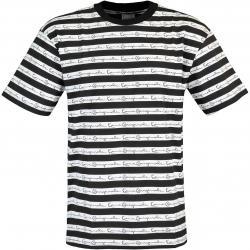 Karl Kani Original Stripe T-Shirt weiß
