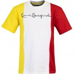 Karl Kani Originals Block T-Shirt weiß