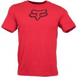 Fox Head Kinder T-Shirt Legacy dunkelrot