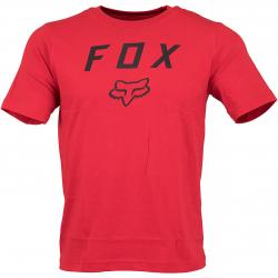 Fox Head Kinder T-Shirt Legacy Moth dunkelrot