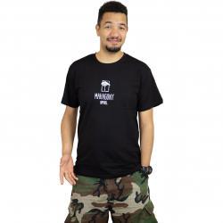 Mahagony T-Shirt C.I. schwarz