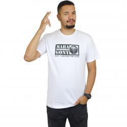 Mahagony T-Shirt Hype weiß