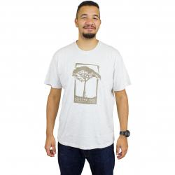 Mahagony T-Shirt Nu Save silber