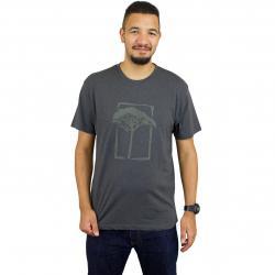 Mahagony T-Shirt T.O.L. charcoal melange