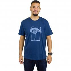Mahagony T-Shirt T.O.L. dunkelblau