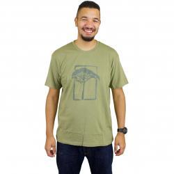 Mahagony T-Shirt T.O.L. oliv
