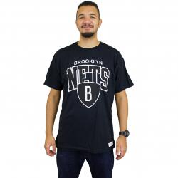 Mitchell & Ness T-Shirt Team Arch Traditional Brooklyn Nets schwarz