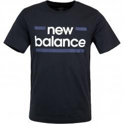 New Balance T-Shirt Classic Graphic schwarz