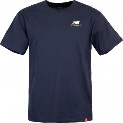 New Balance Essential Embroidered T-Shirt navy