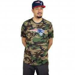 New Era T-Shirt NFL Camo New England Patriots camouflage