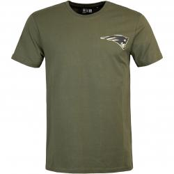 T-Shirt New Era NFL Digi Camo New England Patriots oliv