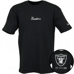 New Era T-Shirt NFL Super Bowl Raiders schwarz