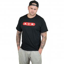 Nike T-Shirt Air Pill schwarz/weiß