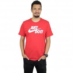 Nike T-Shirt Concept Blue JDI rot/weiß