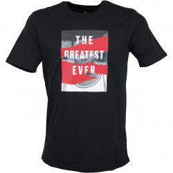 Nike T-Shirt Jordan Heritage schwarz