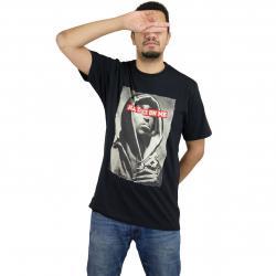 Pelle Pelle T-Shirt All Eyes On Me schwarz