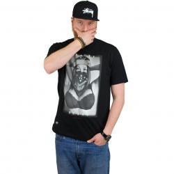 Pelle Pelle T-Shirt Beauty vs. Beast schwarz