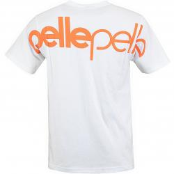 Pelle Pelle T-Shirt Big-Up weiß