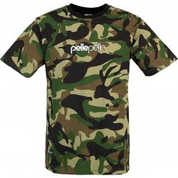 Pelle Pelle T-Shirt Core-porate camo