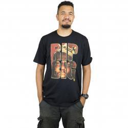 Pelle Pelle T-Shirt R.I.P. Big schwarz