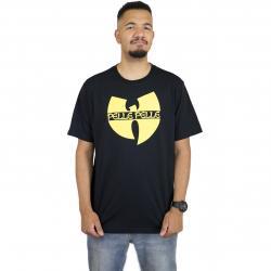 Pelle Pelle T-Shirt Wu-Tang Batlogo Mix schwarz