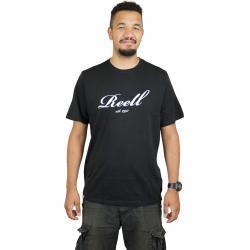 Reell T-Shirt Big Script schwarz