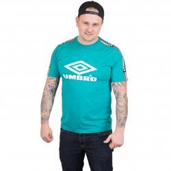 Umbro T-Shirt Taped türkis