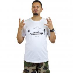 Mister Tee T-Shirt Cruisin weiß