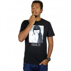 Mister Tee T-Shirt F#?kit schwarz