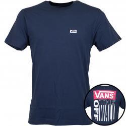 Vans T-Shirt Retro Tall Type dunkelblau
