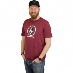 Volcom T-Shirt Crisp crimson