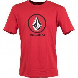 Volcom T-Shirt Crisp Stone rot