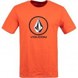 Volcom T-Shirt Crisp Stone orange