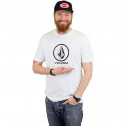 Volcom T-Shirt Crisp weiß