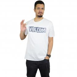 Volcom T-Shirt Edge weiß