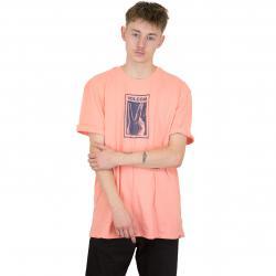Volcom T-Shirt Peace Off orange