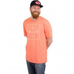 Volcom T-Shirt Scribe DD salmon